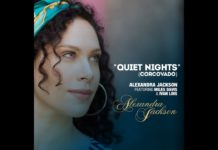 Quiet Nights of Quiet Stars: The Story Behind Alexandra Jackson's Musical Mashup at Connectbrazil.com
