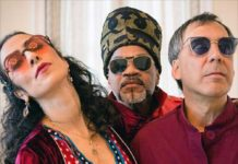 The global tour for Tribalistas, the Brazilian pop supergroup of singers Marisa Monte, Carlinhos Brown and Arnaldo Antunes is coming to America in early 2019.