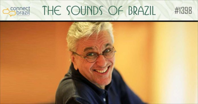 Caetano Veloso will bring his music to US concert halls in early April. Listen to our concert preview on The Sounds of Brazil at Connectbrazil.com