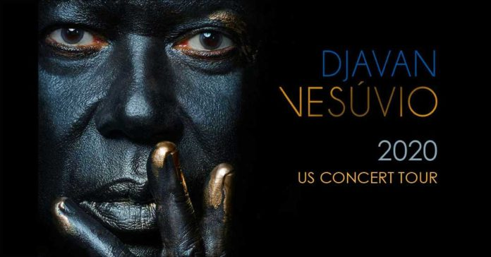 Djavan's 2020 US Tour: